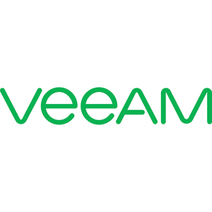Veeam Backup & Replication Universal License + Production Support - Upfront Billing License - 10 Instance - 1 Month MONTHL