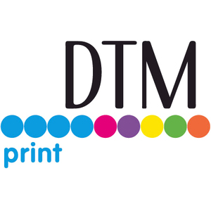 DTM Farbband - Schwarz Original - Thermotransfer