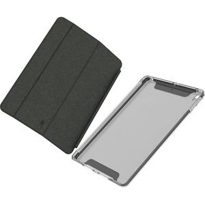 ZAGG Brompton Tasche (Folie) für 25,9 cm (10,2 Zoll) Apple iPad Tablet - Schwarz