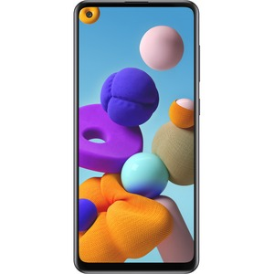 Samsung Galaxy A21s SM-A217F/DSN 32 GB Smartphone - 16,5 cm (6,5 Zoll) Aktivmatrix-TFT / LCD HD+ 720 x 1600 - 3 GB RAM - A