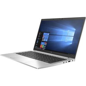 "HP EliteBook 830 G7 LTE Advanced 13.3"" Notebook - Full HD - 1920 x 1080 - Intel Core i7 (10th Gen) i7-10810U Hexa-core (6"