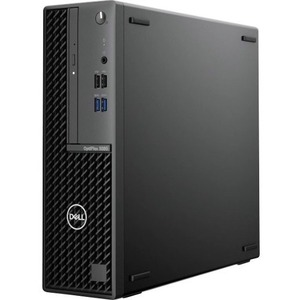 Dell OptiPlex 3000 3080 Desktop Computer - Intel Core i5 10th Gen i5-10500 Hexa-core (6 Core) 3.10 GHz - 8 GB RAM DDR4 SDR