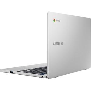 "Samsung Chromebook 4 XE310XBA 11.6"" Chromebook - Intel Celeron N4020 - 4 GB RAM - 16 GB Flash Memory - Satin Gray - Chrome"