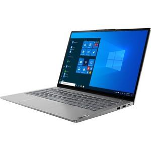 "Lenovo ThinkBook 13s G2 ARE 20WC0001US 13.3"" Notebook - QHD - 2560 x 1600 - AMD Ryzen 5 4600U Hexa-core (6 Core) 2.10 GHz"