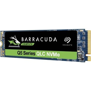 Seagate BarraCuda Solid State-Laufwerk - M.2 2280 Intern - 500 GB - PCI Express NVMe (PCI Express NVMe 3.0 x4) - Notebook,