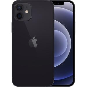 "Smartphone Apple iPhone 12 mini 128 Go - 5G - Écran 13,7 cm (5,4"") OLED Full HD Plus 2340 x 1080 - Noir - Barre - 2 Suppor"