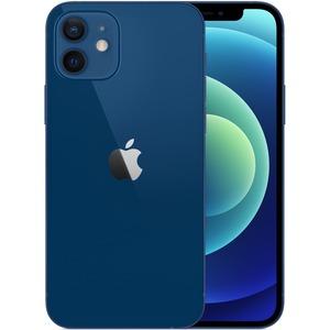 "Smartphone Apple iPhone 12 mini 128 Go - 5G - Écran 13,7 cm (5,4"") OLED Full HD Plus 2340 x 1080 - Bleu - Barre - 2 Suppor"