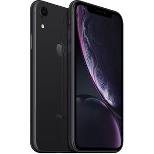 Apple iPhone XR 128 GB Smartphone - 15,5 cm (6,1 Zoll) LCD HD 1792 x 828 - 3 GB RAM - iOS 14 - 4G - Schwarz - Bar - 2 SIM