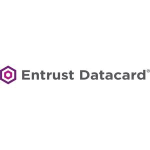 Ruban D'origine Entrust Datacard - Noir, Monochrome - Impression thermique par sublimation - Rendement Élevé - 1500 Pages