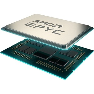 AMD EPYC 7003 7413 Tetracosa-Core (24 Core) 2,65 GHz Prozessor - 128 MB L3 Cache - 3,60 GHz Übertaktgeschwindigkeit - Sock
