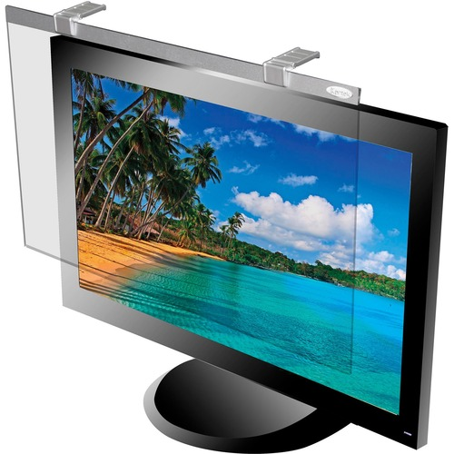 """Kantek LCD Protect Anti-glare Filter Fits 17-18in Monitors - For 18""""LCD Monitor - Scratch Resistant - Anti-glare - 1 Pack"""