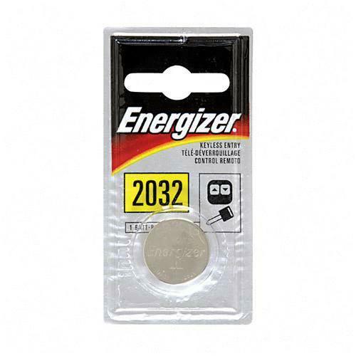 Energizer Coin Lithium 2032 Battery - For Multipurpose - 240 mAh - 3 V DC CELL BATTERY