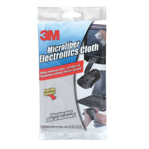 Scotch-Brite Electronics Cleaning Cloth - Polyester/Nylon - 1 Each CLEANING CLOTHS