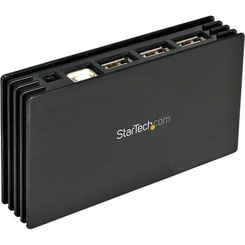StarTech.com Hub - 7 ports - USB 2.0 - Hi-Speed USB - 7 x 4-pin Type A USB 2.0 USB Downstream
