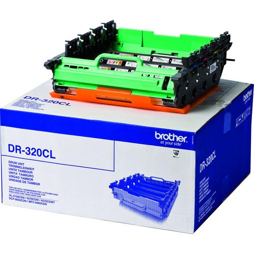 Tambour de numérisation d'images Brother DR320CL pour Imprimante Laser - 1 - OEM