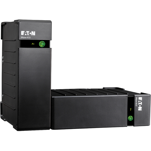 Onduleur offline Eaton Ellipse EL650FR - 650 VA/400 W - 2U Tour/Montable en Rack - Plomb/Acide - 220 V AC - 240 V AC, 240