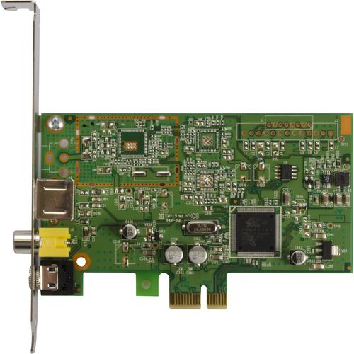 Hauppauge IMPACTVCB-E EXP VIDEO CAP CARD - S-VIDEO COMPOSITE AND AUDIO MOQ5 PCIE S-VIDEO COMPOSITE AND AUDIO