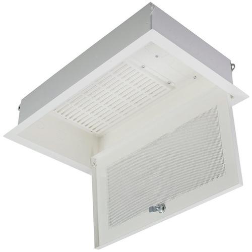 Premier Mounts GearBox GB-AVSTOR4 Mounting Box for A/V Equipment - White - 50 lb Load Capacity - 1 AV COMPONENT STORAGE