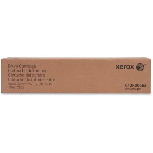 Xerox 13R662 WorkCentre Drum Cartridge - Laser Print Technology - 125000 - 1 Each