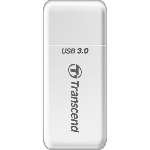 Transcend RDF5 Kartenleser - USB 3.0 - Extern - SDHC, SDXC, microSDHC, microSDXC
