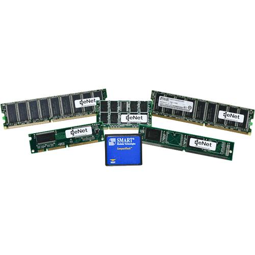 Cisco Compatible MEM2821-512D - ENET Branded Mfg 512MB (1x512MB) DRAM Module for Cisco 2821 Series Routers - Lifetime Warr