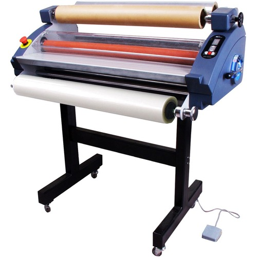 """Royal Sovereign's RSC820CLS 32"""" Cold Pressure Sensitive Roll Laminator - RSC820CLS-32""""Cold Roll Laminator-Wide-Digital Con"""