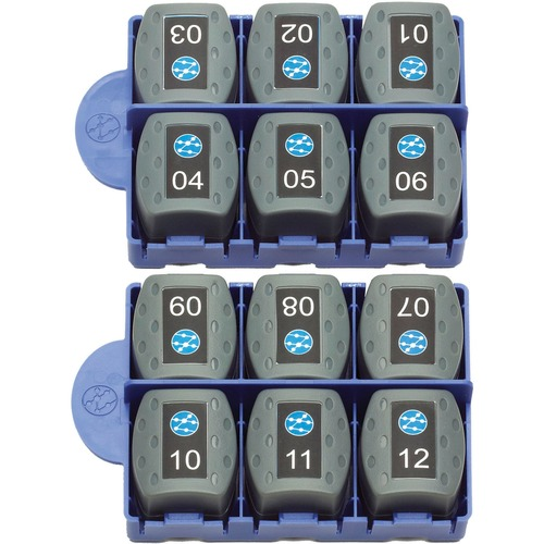 TREND Networks VDV II RJ-45 Remotes 1-12 Accessory Pack #1 TO #12 FOR TESTING