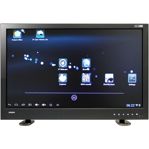 """ORION Images All-in-One Computer - Rockchip Cortex A9 RK3188 1.60 GHz - 8 GB RAM - 32"""" 1920 x 1080 - Desktop - Black - And"""