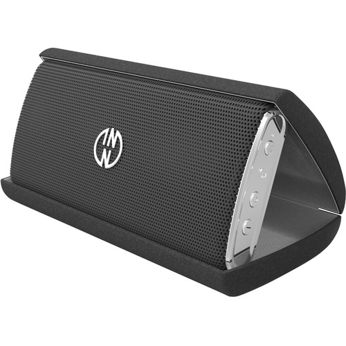 INNO Portable Bluetooth Speaker System - Black - Bluetooth WITH CARRYING CASE
