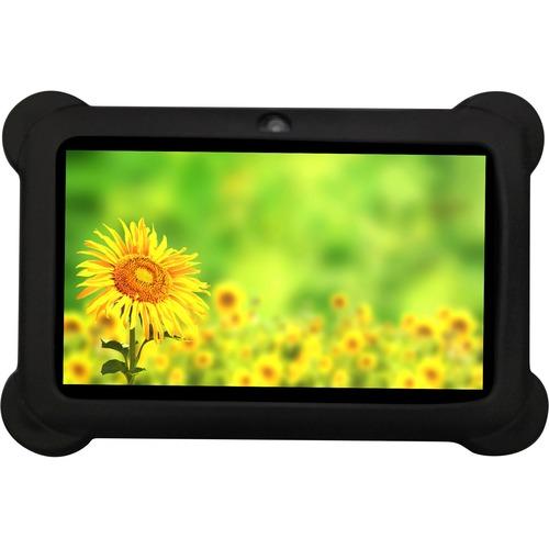 Zeepad Kids Tablet - BlackSilicone - 4 GB - 512 MB - Quad-core (4 Core) 1.60 GHz - Wireless LAN - Bluetooth BLUETOOTH QUAD
