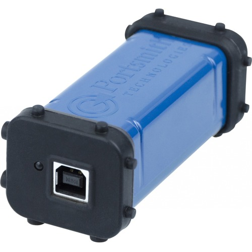 Portsmith in-line USB client to Ethernet Adapter (for use with mobile computers operating as USB Host) . . . - USB - 1 Por