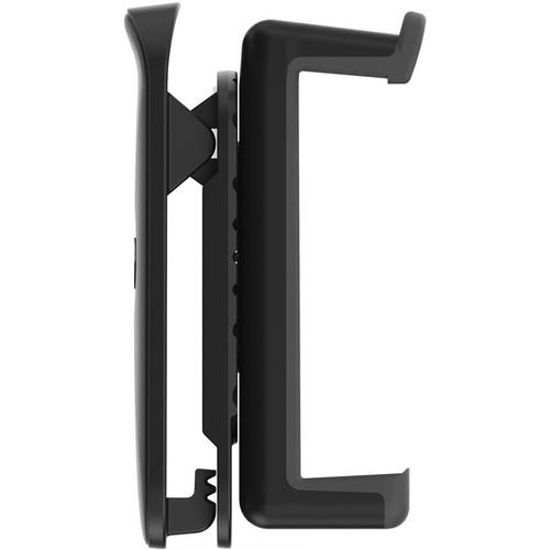 Mophie Universal Belt Clip - for Smartphone - Adjustable, 360° Swivel, Rotatable - Black BELT CLIP FOR PHONES & CASES