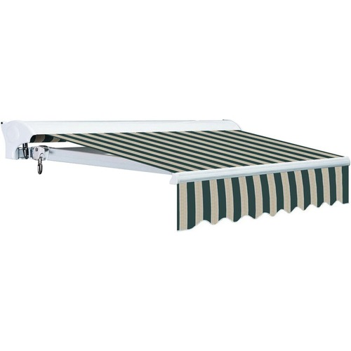 ADVANING L (Luxury) Manual Awning MANUAL RETRACTABLE AWNING 10FT PROJ