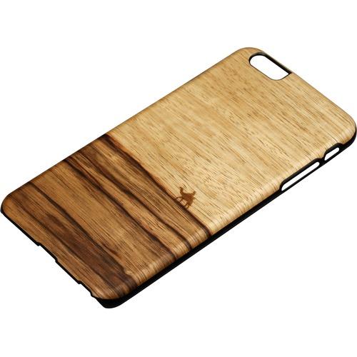 Man&Wood iPhone 6S Plus Slim Case Terra - For Apple iPhone 6s Plus Smartphone - Terra - Black - Smooth - Scratch Resistant