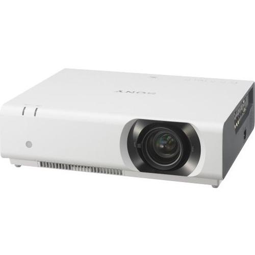 Sony VPL-CH370 LCD-Projektor - 16:10 - 1920 x 1200 Piel - 2,500:1 Kontrastverhältnis - 3600 lm Helligkeit - Vorderseite, D