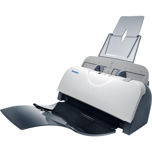 Avision AD125 Sheetfed Scanner - 600 dpi Optical - 24-bit Color - 25 ppm (Color) - Duplex Scanning - USB USB 2.0 LGL DUPL