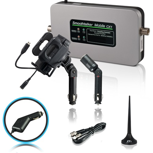 Smoothtalker Cellular Phone Signal Booster CRADLE CELL SIGNAL BOOSTER MINI
