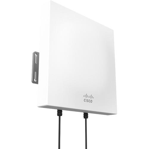 Meraki MA-ANT-25 Antenne für Drahtloses Datennetzwerk - UHF, SHF - 8 dBi - Patch - N-Typ Anschluss
