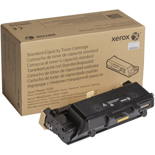 Xerox Original Toner Cartridge - Black - Laser - Standard Yield - 2600 Pages - 1 Each CARTRIDGE NA/XE SOLD