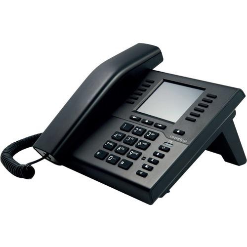innovaphone IP112 IP-Telefon - Desktop, Wandmontierbar - VoIPNetzwerk (RJ-45) - PoE Ports
