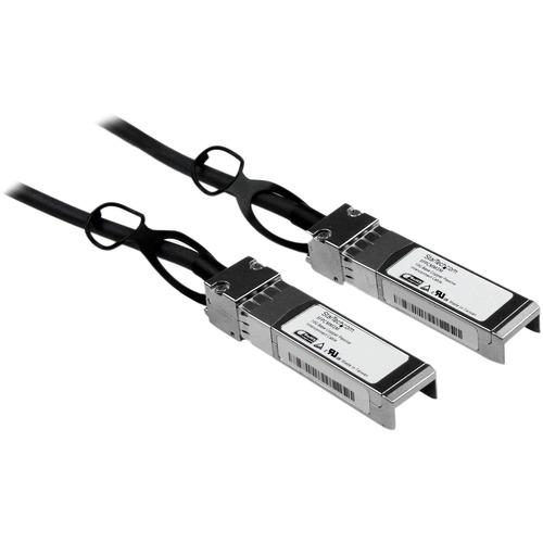 StarTech.com 3 m Zweiadrig Netzwerkkabel für Netzwerkgerät, Server, Schalter, Router, Transceiver, Netzwerk-Firewall - 1 -