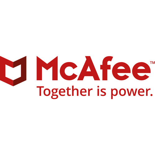 McAfee Complete EndPoint Protection - Business; GOV Standard Offering; ProtectPLUS 1yr Business Software Support; Band: E: