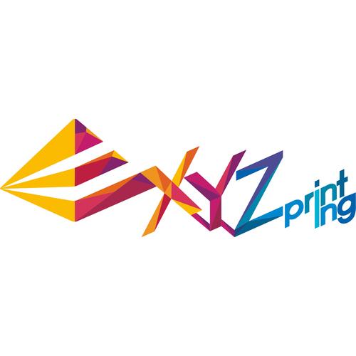 XYZprinting 3D Printer ABS Filament - Neon Yellow - 68.9 mil Filament NEON YELLOW - EEPROM CHIP 600G