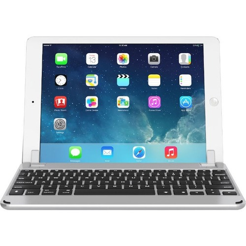 """Brydge BRY1011 Keyboard/Cover Case for 9.7"""" Apple iPad Air, iPad Air 2, iPad Pro, iPad (5th Generation), iPad (6th Generat"""