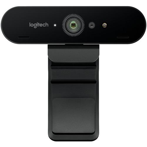 Logitech BRIO Webcam - 90 fps - USB 3.0 - 4096 x 2160 Video - Auto-focus - 5x Digital Zoom - Microphone - Notebook B2B.