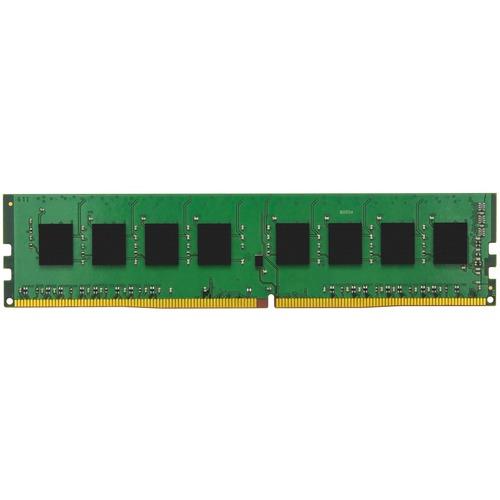 Kingston 16GB DDR4 SDRAM Memory Module - 16 GB - DDR4-2400/PC4-19200 DDR4 SDRAM - 2400 MHz - CL17 - 1.20 V - Non-ECC - 288