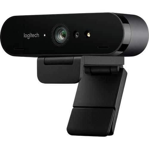 Logitech Webcam - 90 fps - USB 3.0 - 4096 x 2160 Video - Auto-focus - 5x Digital Zoom - Computer
