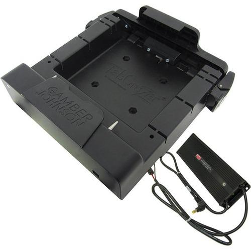 Station d'Accueil/Base Gamber-Johnson - Connexion pour Tablette PC - Capacité de chargement