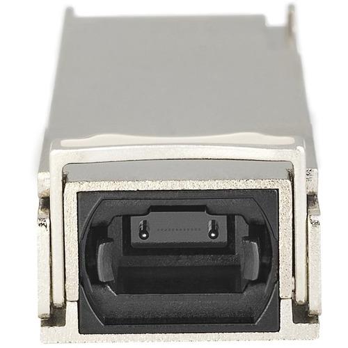 StarTech.com QSFP+ - für Datenvernetzung, Optisches Netzwerk - Glasfaserleitung - Multimode - 40 Gigabit Ethernet - 40GBas