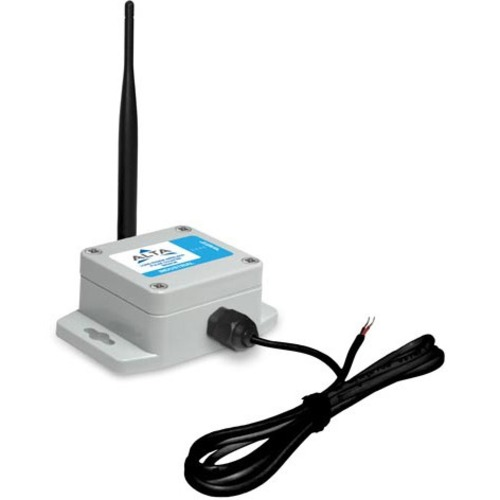 """Monnit ALTA Industrial Wireless Pulse Counters (Single Input) (900 MHz) - 3.7"""" Width x 1.4"""" Depth x 2.3"""" Height - 1 Each C"""